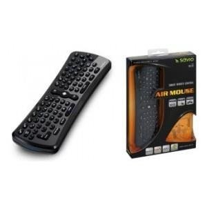 Pilot Air Mouse SAVIO RC-03 SMART TV, TV Dongle, TV Box, PC,