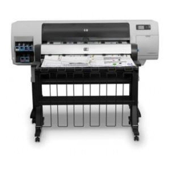 Ploter HP DesignJet T7100 (1067mm)