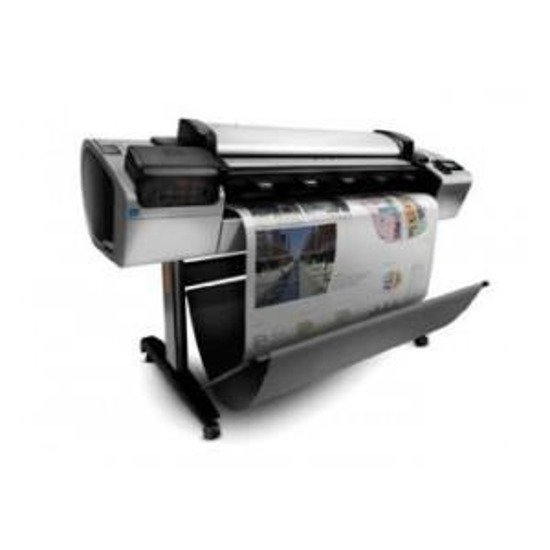 Ploter HP Designjet T2300ps eMFP Printer