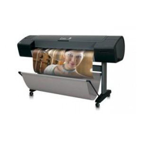 Ploter HP Designjet Z3200 44in Photo Printer