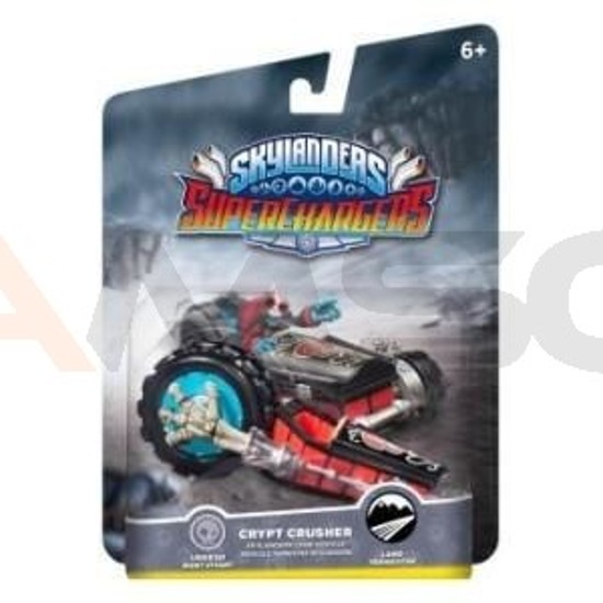 Pojazd Skylanders Superchargers CRYPT CRUSHER