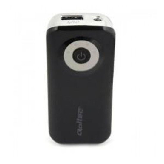 Power Bank Bateria zewn.do smartfona 5600mAh, Czarna
