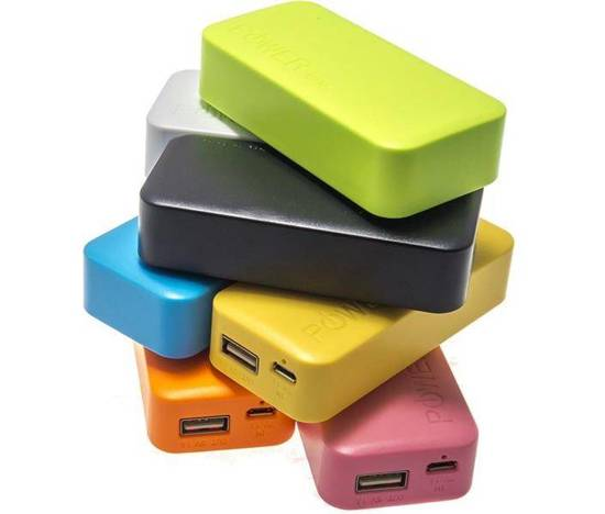 Power Bank Green Cell PB08 5200mAh zielony