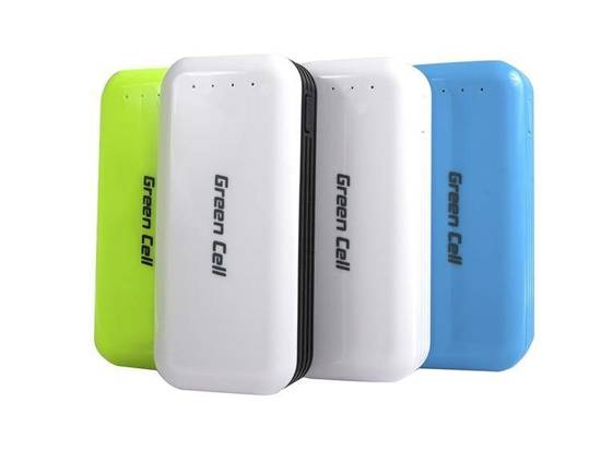 Power Bank Green Cell PB24 5200mAh