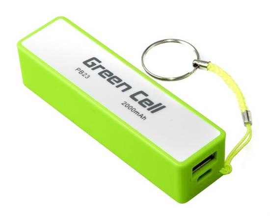 Power Bank Green Cell PB83 2000mAh
