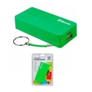 Power Bank MSONIC 5000mAh Li-Ion MY2580E zielony