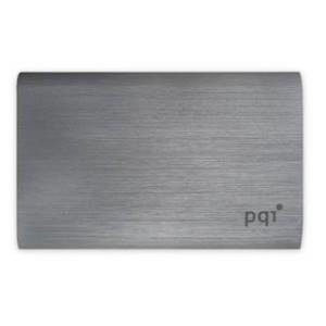 Power Bank PQI 10000V i-Power 10000mAh 2xUSB alu, grafit