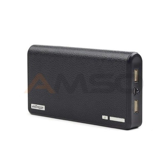 Power bank ENERGENIE 5V 12000 mAh zasilany z USB