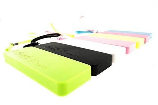Power bank PB50 Green Cell 3000mAh czarny