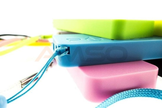 Power bank PB50 Green Cell 3000mAh żółty