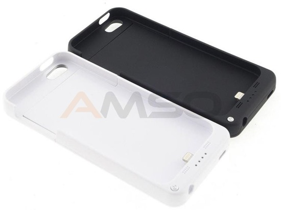 Power bank do iPhone 5 PB43 Green Cell 2200mAh biały