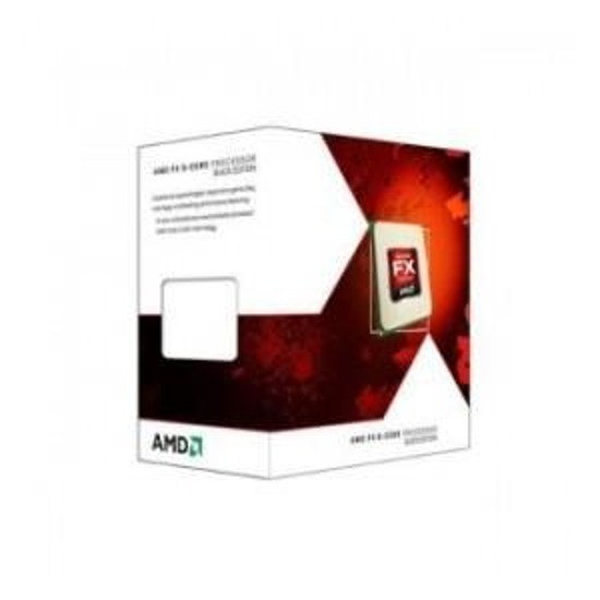 Procesor AMD FX-6300 BOX 32nm 3x2MB L2/8MB L3 3.5GHz S-AM3+