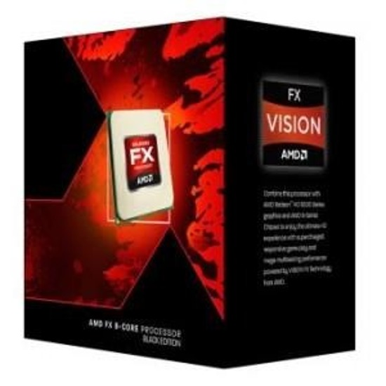 Procesor AMD FX-8370E BOX 32nm 4x2MB L2/8MB L3 3.3GHz S-AM3+