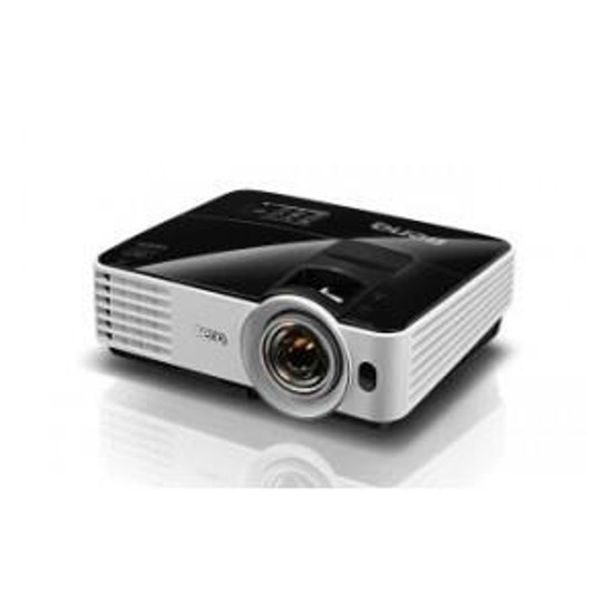 Projektor Benq MX620ST DLP/XGA/3000ANS/13000:1/3D Short-Throw