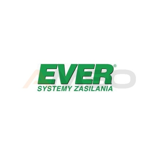 Rack kit Ever Zest mont w szafie Rack do Powerline RT 1000mm