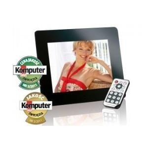"Ramka cyfrowa Intenso 8"" Mediadirector (LED SLIM) (800X600)"