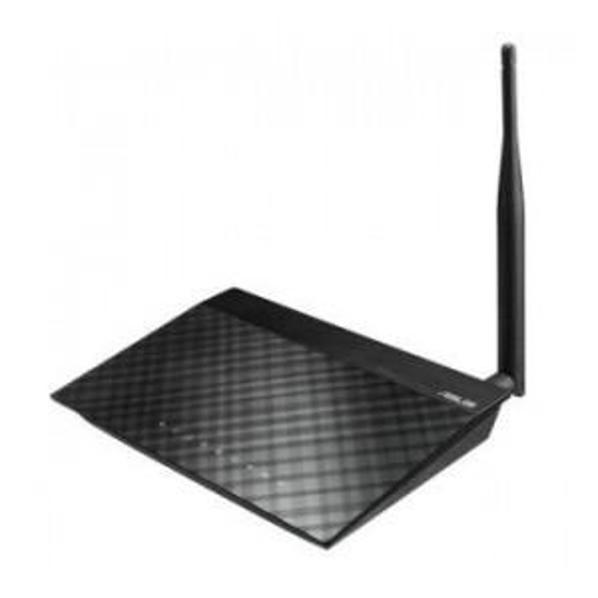 Router ASUS RT-N10U Wi-Fi N, USB 150Mbps