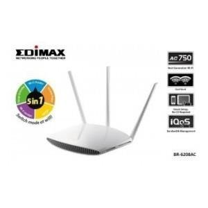 Router Edimax BR-6208AC WiFi AC750 4xLAN WISP Repeater