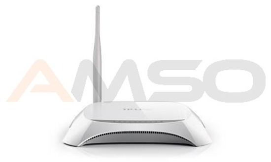 Router TP-Link TL-MR3220 Wi-Fi N, 1 Antena, USB 2.0 3G/4G