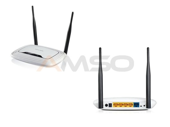 Router TP-Link TL-WR841N Wi-Fi N, 2-anteny