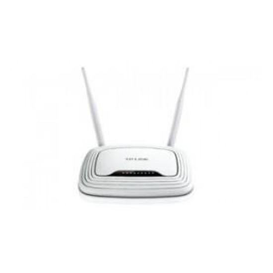 Router TP-Link TL-WR843ND Wi-Fi N 300Mbps, 2-anteny