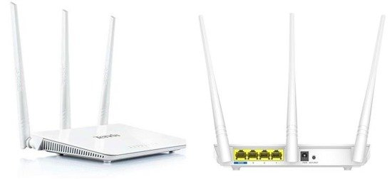 Router Tenda F3 Wireless-N 300Mbps 1xWAN 3xLAN