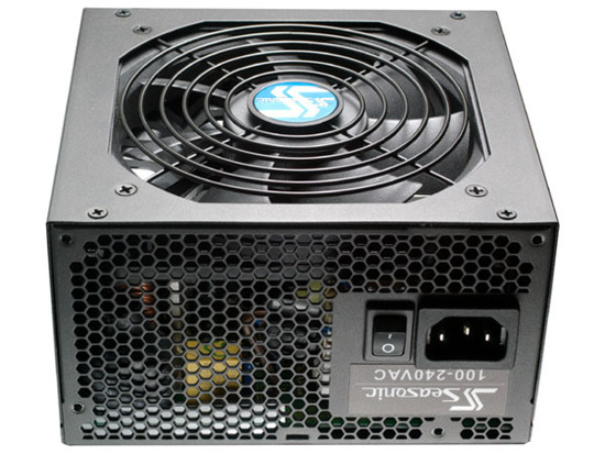 SeaSonic S12 II SS-380GB 380W ATX12V V2.3 80 PLUS Certified Active PFC Bronze Plus