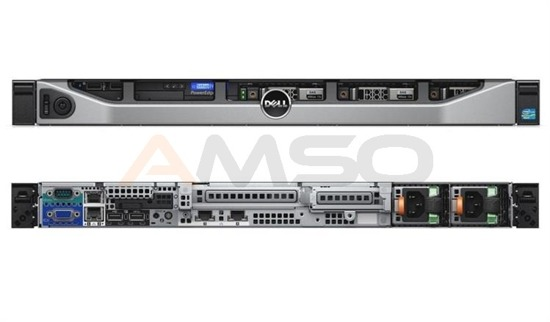 Serwer Dell PowerEdge R430 2x E5-2640v4/16GB/2x1.2TB/H330/3Y NBD