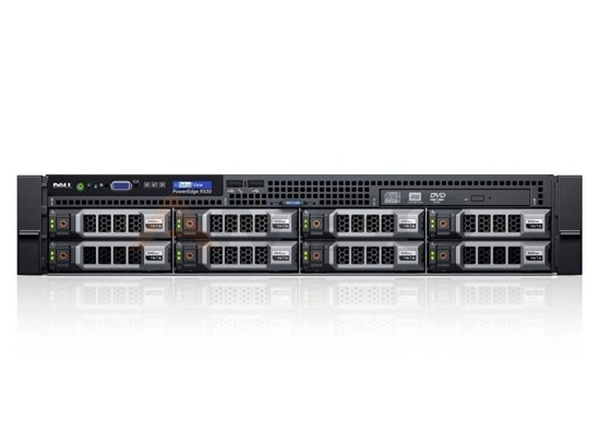 Serwer Dell PowerEdge R530 E5-2620v3/8GB/1x300GB/H730P/3Y NBD