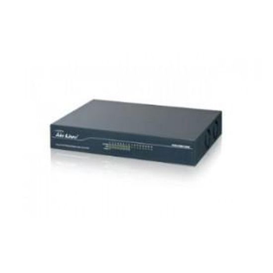 Switch AirLive POE-FSH1608 16-portowy 8 x PoE Fast Ethernet
