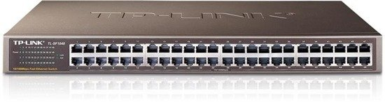 Switch TP-Link TL-SF1048 48x10/100 rack