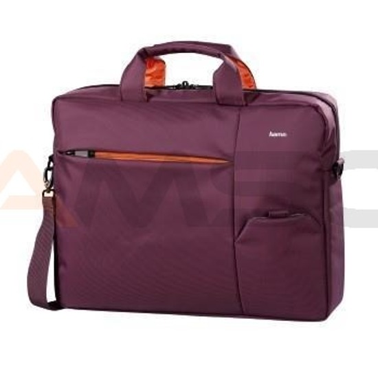 "TORBA DO NOTEBOOKA HAMA ""MARSEILLE"" 15.6"" PURPUROWA"