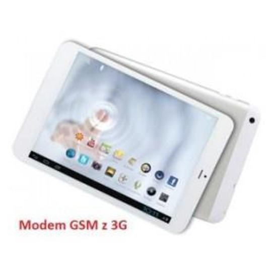"Tablet ADAX 8JC2-3G 7.85"" IPS/8GB/1GB/BT/GPS/3G/A 4.2"