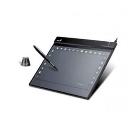 "Tablet GENIUS G-Pen F509, 8,75"" x 5,25"", USB"