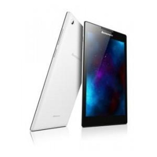 "Tablet LENOVO TAB 2 A7-30H 7""/MT8382M/1GB/8GB/Android4.4/GPS biały"