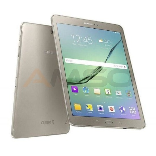 "Tablet Samsung Galaxy Tab S2 T810 9,7""/3GB/32GB/WiFi/Android5.0 Gold"