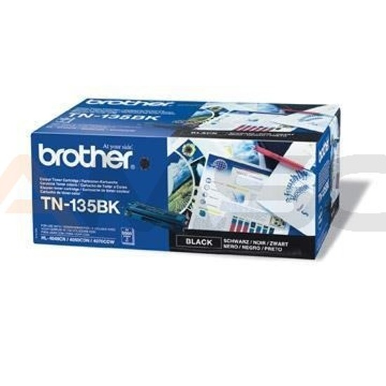 Toner Brother TN-135 Black, 5000 str.