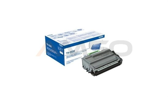 Toner Brother TN-3520 black