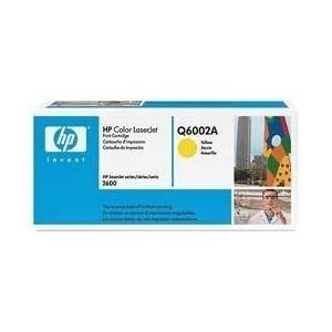 Toner HP LJ 2600/1600 Yellow (Q6002A)