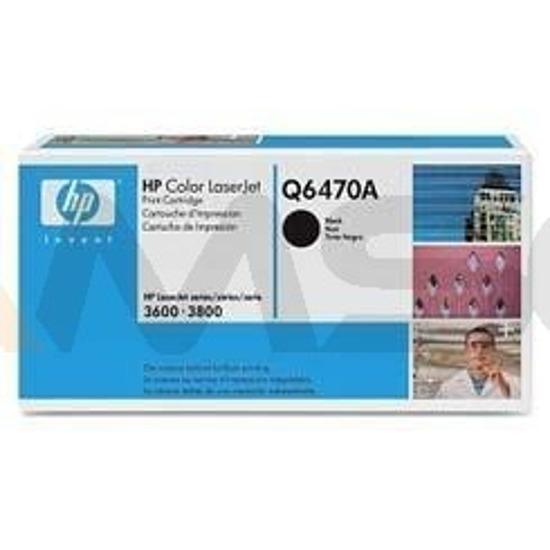 Toner HP LJ 3600/3800A Black