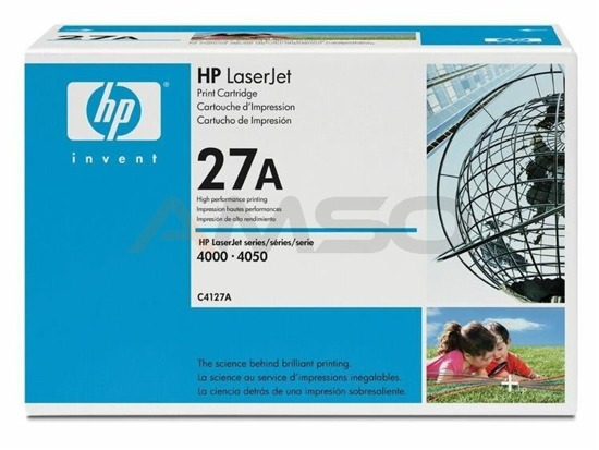 Toner HP LJ 4000/4050 Black