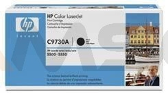 Toner HP LJ 5500/5550 Black