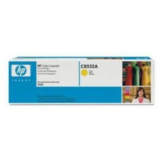 Toner HP LJ 9500 Yellow