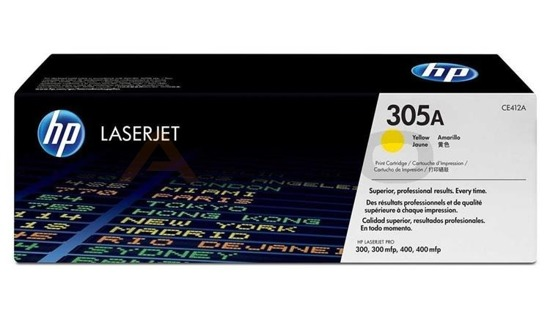 Toner HP M351/451/375/475 Yellow