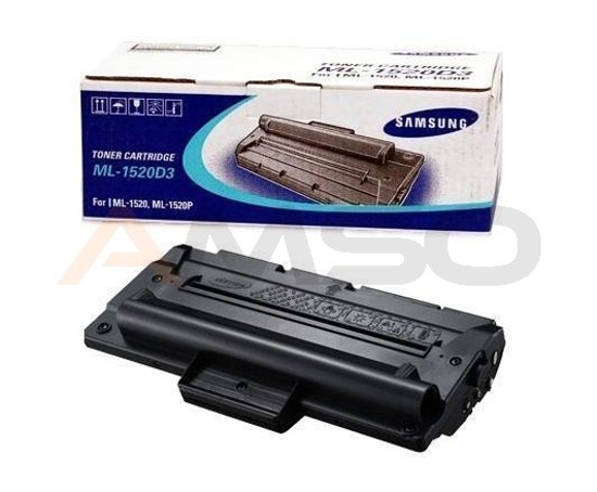 Toner SAMSUNG ML-1520D3 Black (wyd. do 3000 str.)