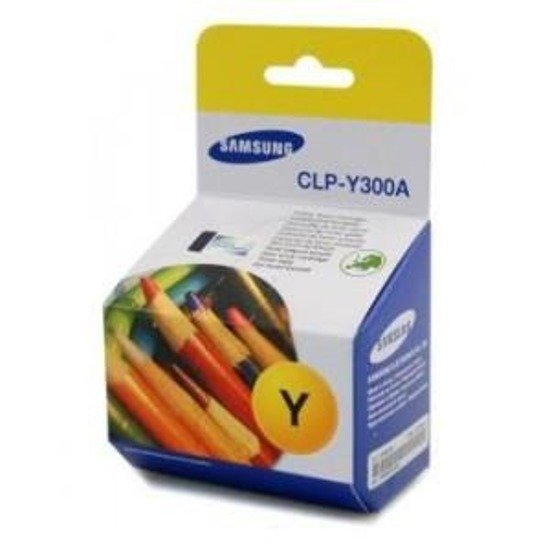 Toner Samsung CL-300 Yellow CLP-Y300A (wyd. do 1000 str.)