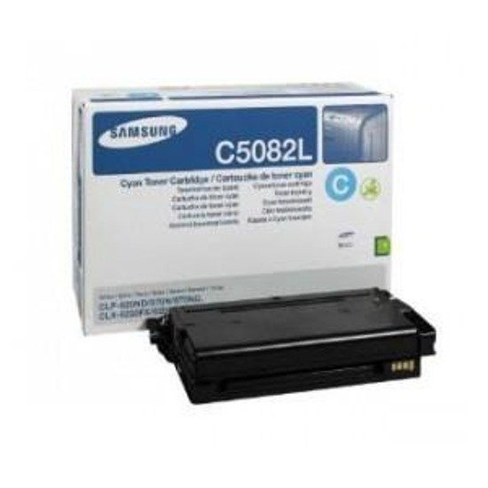 Toner Samsung CLP-620/670 Cyan (wyd. do 4000 str.)