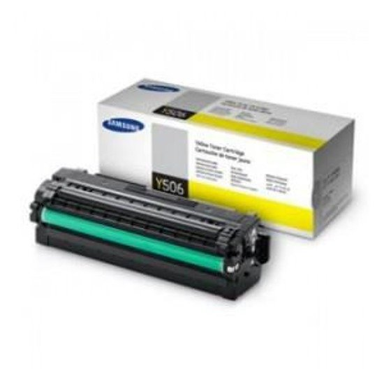 Toner Samsung CLP-680ND/CLX-6260 Yellow