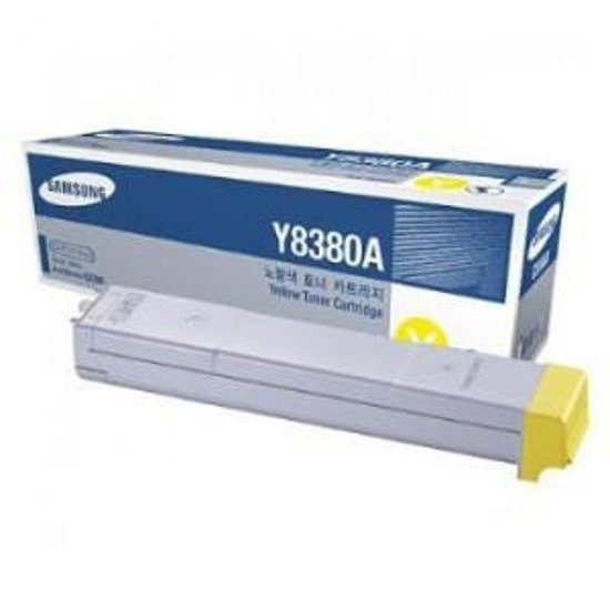 Toner Samsung CLX-8380ND Yellow