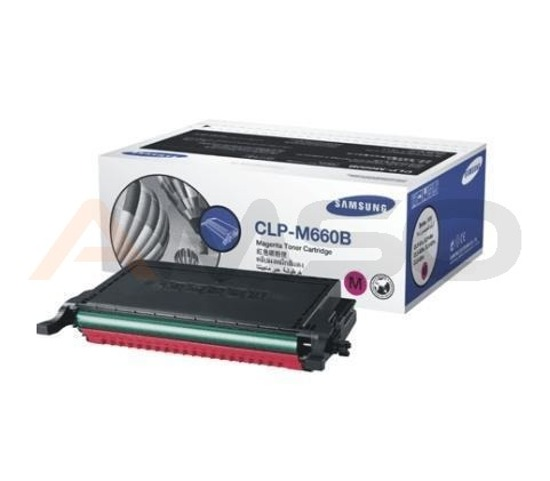 Toner Samsung do CLP-M660B Magenta (wyd. do 5000 stron)